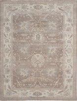 "Ecarpetgallery Hand-knotted Finest Ushak Open Field 9'0"" x 11'10"" 100% Wool area rug"