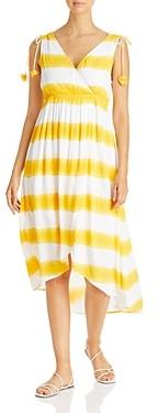 Tommy Bahama Set Sail Striped Maxi Dress