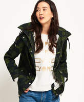 Superdry Cassie Harbour Parka Jacket
