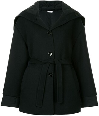 Jil Sander Oversized Belted Jacket