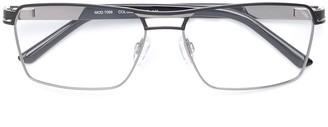 Cazal Rectangle Frame Glasses