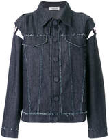 Aviu distressed style jacket