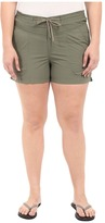 Columbia Plus Size Down the PathTM Shorts