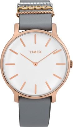 Timex Metropolitan Rose
