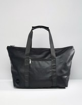 Mi-Pac Tumbled Weekend Bag Black