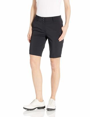"Skechers Golf Women's High Side 10"" Bermuda Short"