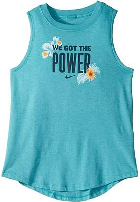 Nike NSW We Got The Power Muscle Tee (Little Kids/Big Kids)