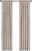 JCPenney QUEEN STREET Queen Street Antonia 2-Pack Jacquard Curtain Panels
