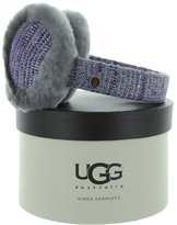 UGG Womens Classic Marled Tech Earmuff with Sequins