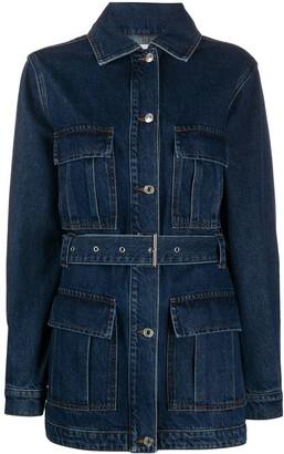 MSGM Pocket-Detail Jacket