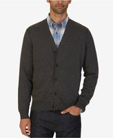 Nautica Men's Big & Tall Jersey Cardigan