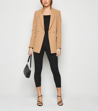 New Look Jersey Cropped Leggings