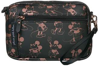 Petunia Pickle Bottom Belt Bag - Metallic Mickey Mouse