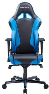 Racing Series Ergonomic Gaming Chair DXRacer Color: Blue