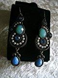Avon Tribal Style Drop Earrings