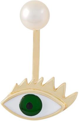 Delfina Delettrez 'Eye piercing' earring