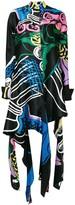 J.W.Anderson Foxglove print dress