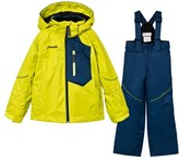 Phenix Yellow Norway Alpine Team Ski Set