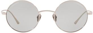 Chanel Round Frame Sunglasses