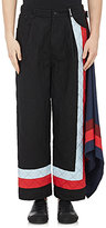 Craig Green Men's Quilted Cotton Poplin Trousers