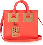 Sophie Hulme Mini Albion box leather cross-body bag