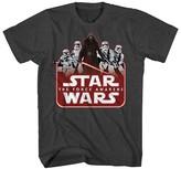 Star Wars Boys' Kylo Ren T-Shirt - Charcoal