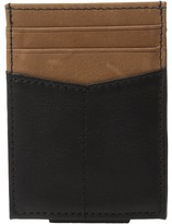 Johnston & Murphy Front Pocket Wallet