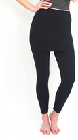 Magid Black Pencil Skirt Leggings