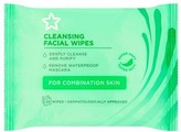 Superdrug Essential Facial Cleansing Wipes