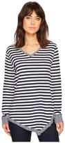 Fresh Produce Beachside Asymmetrical Tunic Women's Long Sleeve Pullover