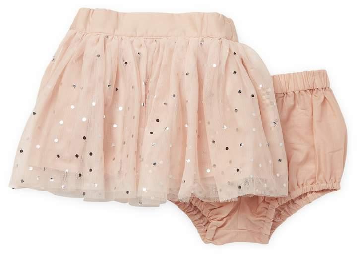 Stella McCartney Honey Polka Dots Skirt