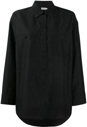 Filippa K Sandie oversized shirt