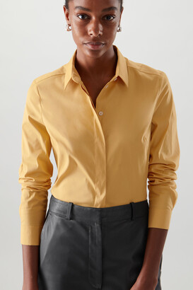 Cos Slim Fitted Shirt