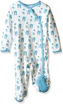 Baby Soy Baby Organic Cotton Pattern Footie (6-12 Months, )