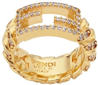 Fendi large Baguette ring