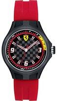Ferrari Scuderia Gents SF101 'Pit Crew' Red Watch 38mm 0820002