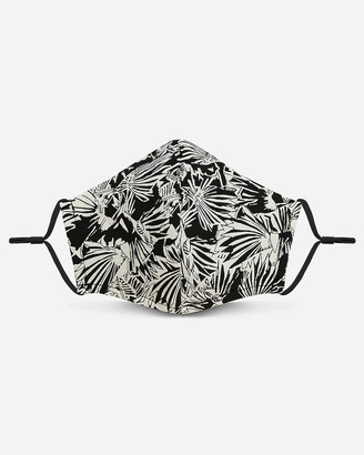 Express Pocket Square Clothing Abstract Print Unity Face Mask
