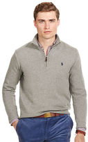 Polo Ralph Lauren Cotton Half-Zip Sweater