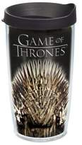 """Tervis Game of Thrones"""" Iron Throne 16 oz. Wrap Tumbler with Lid"""