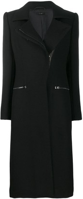 Tom Ford Zip-Up Long Coat