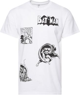 Converse Chinatown Market x Batman T-Shirt - White / Black