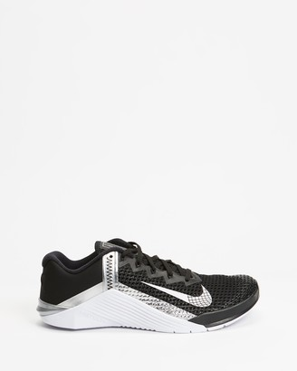 Nike Women's Black Training Metcon 6 - Women's - Size 6 at The Iconic