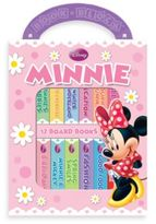 Disney My First Library: Minnie Mouse Carry-Along Board Book