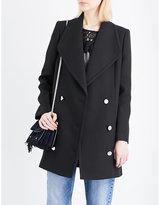 Claudie Pierlot Gab woven coat