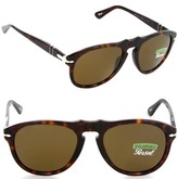 Persol PO 0649 24/57 Havana Polarized Sunglasses
