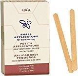 GiGi Small Applicators for Facial Waxing 100 ea (Pack of 10)