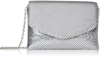 Jessica McClintock Brooklyn Envelope Mesh Clutch