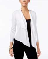 Thalia Sodi Lace-Back Illusion Cardigan, Only at Macy's