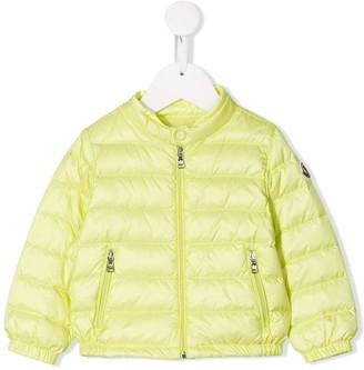 Moncler Enfant High-Neck Down Jacket