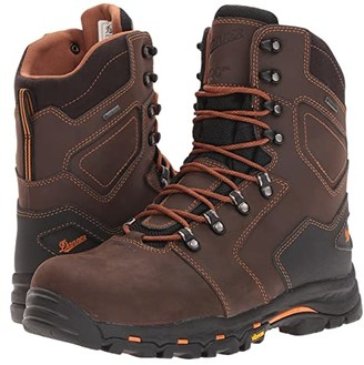 Danner Vicious 8 NMT (Brown) Men's Work Boots